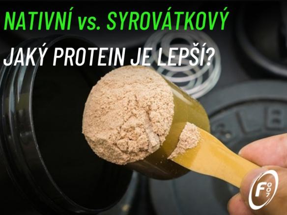 Co je to nativní protein? Nativní nebo syrovátkový protein – který je lepší?