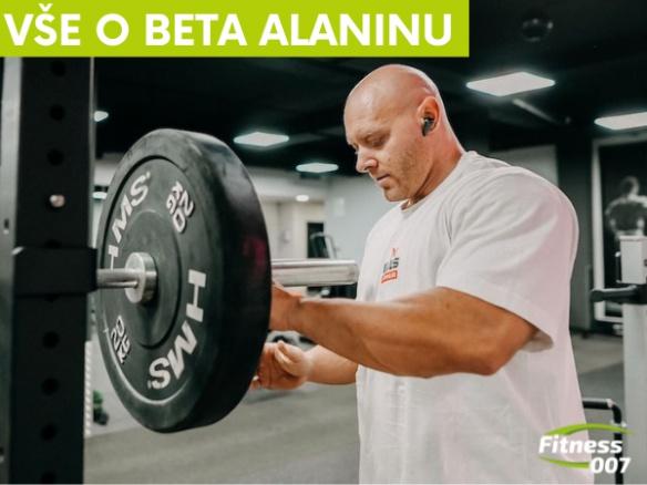 Co je to Beta alanin? Jaké má výhody ve sportu a vliv na výkon?