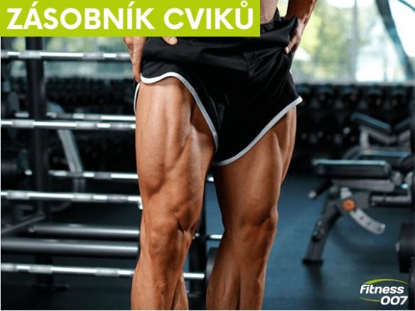 Jaké jsou nejlepší cviky na nohy: Máme pro vás 5 tipů