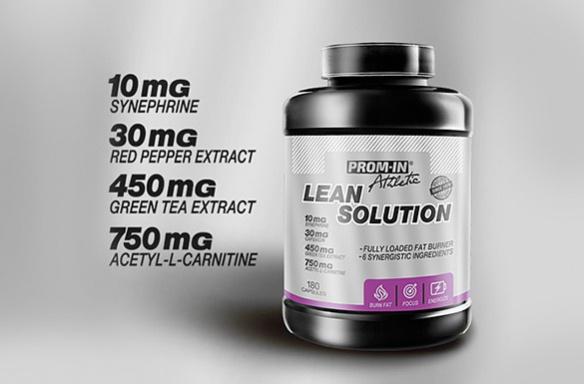 Lean Solution – Řešení pro boj s tukem