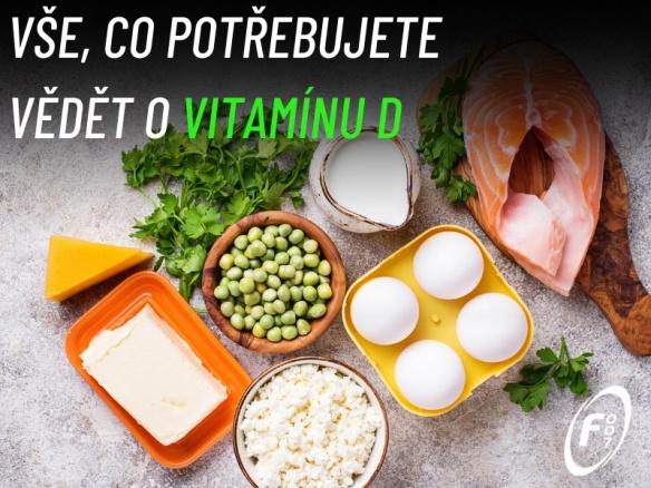 Vše o vitamínu D. Proč jen Slunce nestačí? Vliv na zdraví.