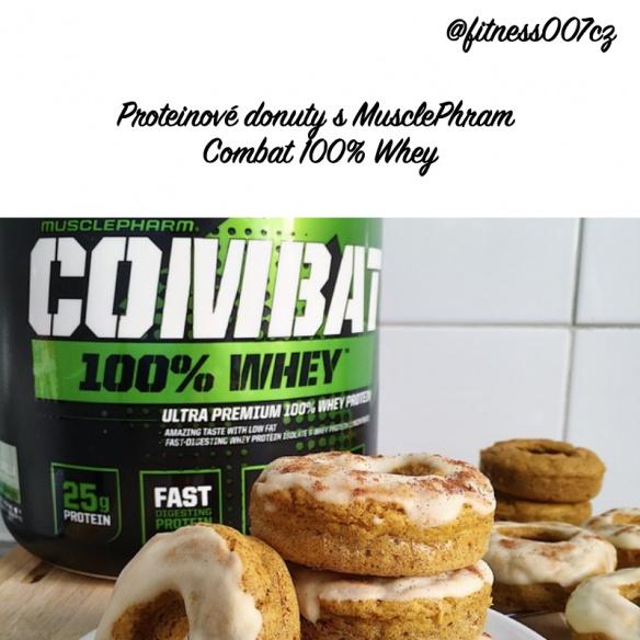 Proteinové donuty