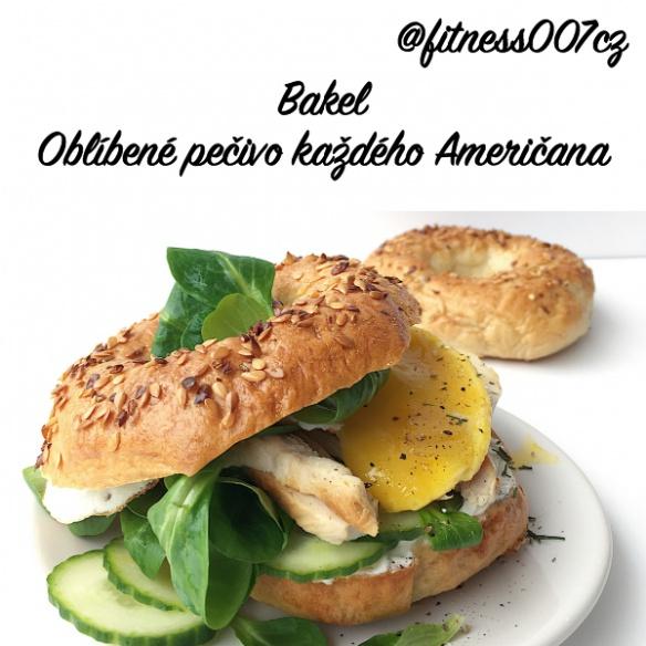 Oblíbené pečivo každého američana bakel