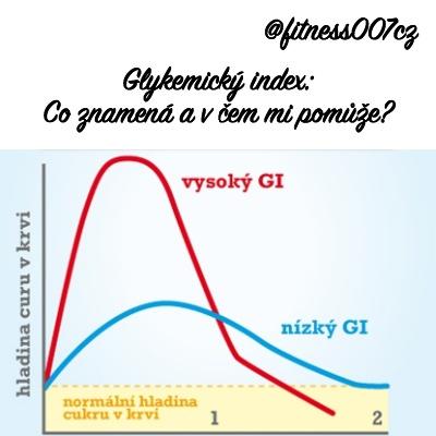 Glykemický index – Co znamená, co určuje a v čem mi pomůže?