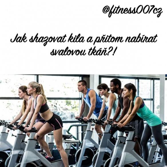 Jak shazovat tukové zásoby a přitom nabírat svaly. Je to vůbec možné?