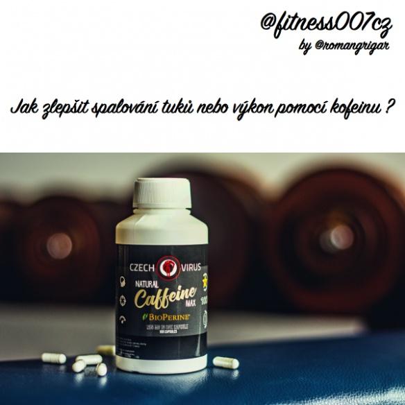 Jak zlepšit spalování tuků nebo podpořit výkon pomocí kofeinu.